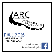 2016 Aniridia 5K, 1 Mile Family Walk Walk & Virtual 5K