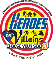 Light the Night Run - Heroes vs. Villains Edition