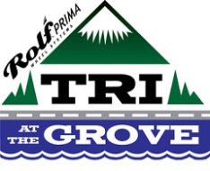 Tri at the Grove Results