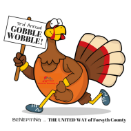 Thanksgiving Day Gobble Wobble 5k & 10k/ Kids Fun Run