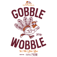 Thanksgiving Day Gobble Wobble 5k/10k/FEAST MODE CHALLENGE/KIDS MARATHON & KIDS FUN RUN