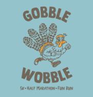Thanksgiving Day Gobble Wobble 5k, Half Marathon & Kids Fun Run