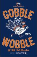 Thanksgiving Day Gobble Wobble Half Marathon & 5k/10k & Virtual Runner