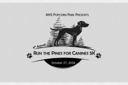 Run the Pines for Canines 5K
