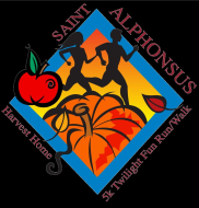 2nd ANNUAL SAINT ALPHONSUS HARVEST HOME TWILIGHT 5K