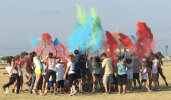 McGregor Founder's Day 5K Color Run