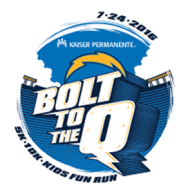 San Diego Chargers - Bolt to the Q