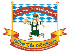 "Williamsville Oktoberfest 5K ""Follow the Lederhosen"""