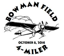 Bowman Field 4 Miler