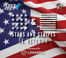 Stars & Stripes VeteRun HYBRID 5K Presented by L3Harris