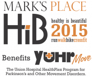 Mark's Place Healthy is Beautiful 2015 (HiB2015)