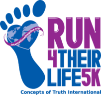 Run 4 Their Life 5K