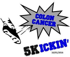 5Kickin Colon Cancer Race