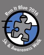 Run It Blue 5K Walk/Run