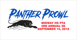 Midway PTA Panther Prowl