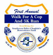 First Annual Walk For A Cop and 5K Run