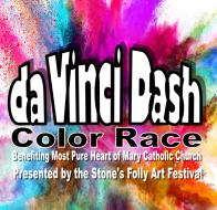 da Vinci Dash - Color Race