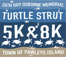 "26th Annual ""Guy Osborne Memorial"" Turtle Strut 5k/8k"