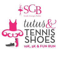 South Georgia Ballet Tutus and Tennis Shoes 10K, 5K & Fun Run