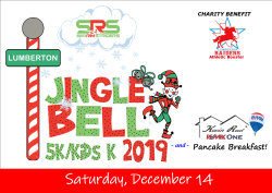 Sea Rim Striders Jingle Bell 5K & Kids K