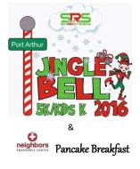 Sea Rim Striders' 1st Annual Jingle Bell 5K/Kids K
