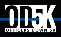 2nd Annual Officers Down 5K BLUE Glow Virtual 5K Run/Walk