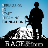 Race For A Soldier 10 Miler & 5K, or Virtual Run