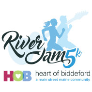 Heart of Biddeford River Jam 5k