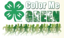 Color Me Green 5K Fun Run/Walk