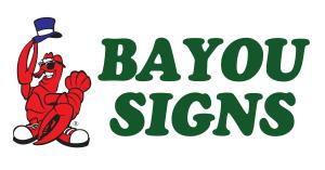 Bayou Signs