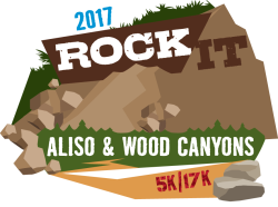 Rock it in Aliso & Wood Canyons 5K and 17K