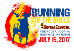 Running of the Bulls 2017