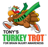 6th Annual Tony's Turkey Trot for Brain Injury Awareness 5k & 1 mile Fun Run/Walk