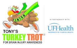 6th Annual Tony's Turkey Trot for Brain Injury Awareness 5k Event Atlantic Beach, FL