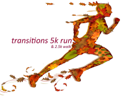 Transitions 5K Run & 2.5K Walk