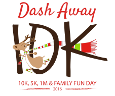 DASH AWAY 10K, 5K, 1 Mile Run & Family Fun Day!