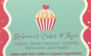 Rebecca's Cakes & More