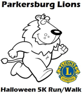 Parkersburg WV Lions Club Halloween 5K Run/Walk for Sight