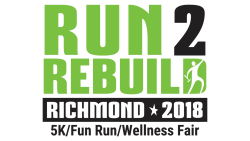 2019 Run2Rebuild Richmond 5K