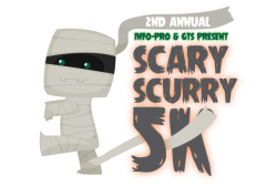 2nd Annual Scary Scurry 5K