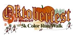 Woodruff Oktoberfest Color 5K Run/Walk