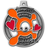 Orange Theory Fitness Jingle Bells 5k Race