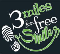 Three Miles for Free Smiles 5k
