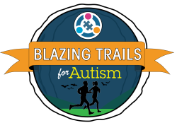 Blazing Trails Virtual 4 Mile Run & 1.5 Mile Walk for Autism