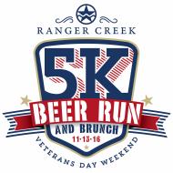 Ranger Creek 5k Beer Run