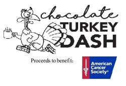 Chocolate Turkey Dash
