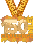 Running Through Fall - 150 Mile Virtual Run Challenge
