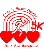 2017 Ethan's Heart Journey 5k Run and 1 Mile Fun Run/Walk