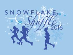 8th Annual Snowflake Shuffle 5/10K Walk + Run