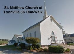 St. Matthew Church of Lynnville 5K Run/Walk